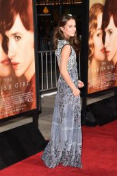 Alicia Vikander – THE DANISH GIRL Premiere in Westwood