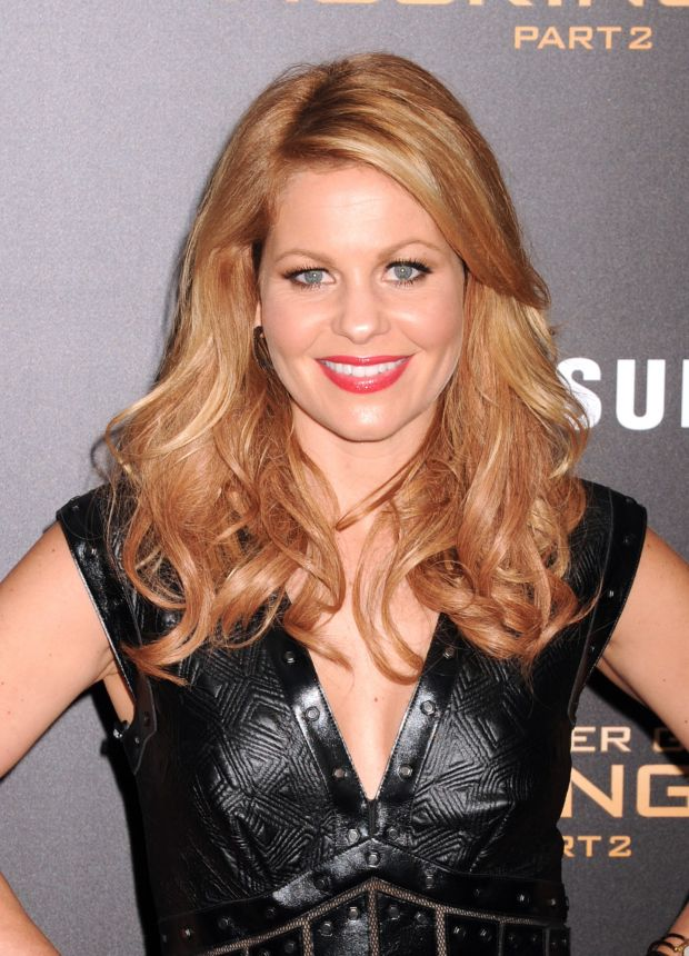 Candace Cameron Bure – The Hunger Games: Mockingjay, Part 2′ Screening in NYC
