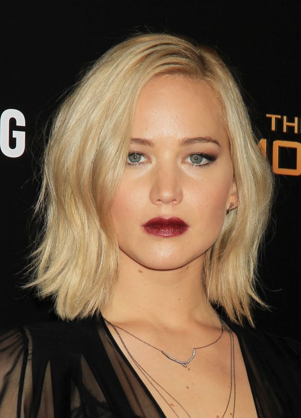 Jennifer Lawrence - The Hunger Games: Mockingjay, Part 2