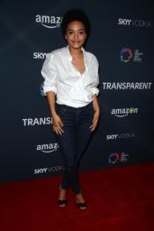 Kiersey Clemons – TRANSPARENT Season 2 Red Carpet Premiere in West Hollywood