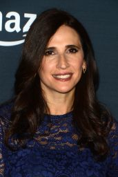 Michaela Watkins - TRANSPARENT Season 2 Red Carpet Premiere at the Pacific Design Center in West Hollywood