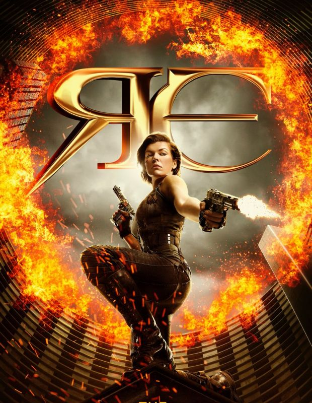 Resident Evil: The Final Chapter Poster and Promo Pics