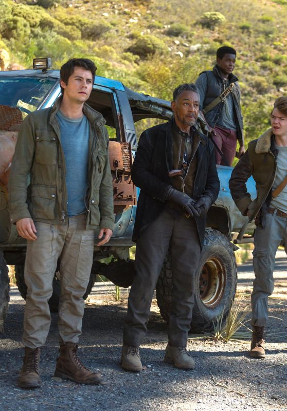 MAZE RUNNER: THE DEATH CURE Photos (+5)