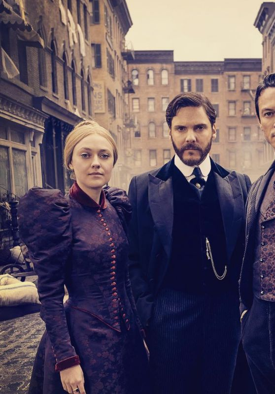THE ALIENIST Posters and Photos