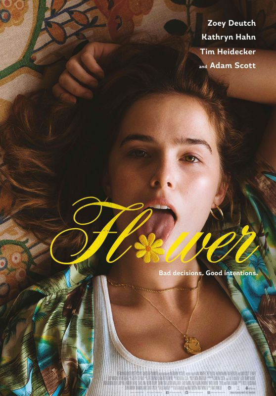 FLOWER Movie Poster