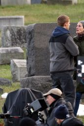 BEN IS BACK Movie Set Photos - Julia Roberts