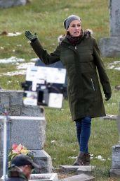 BEN IS BACK Movie Set Photos - Julia Roberts