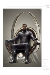 Black Panther - The Official Movie Special 2018
