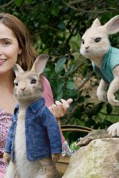 PETER RABBIT Movie Photos and Trailer