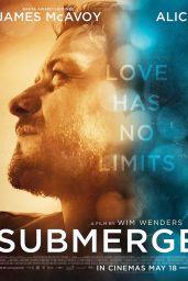 SUBMERGENCE Movie Photos - Alicia Vikander