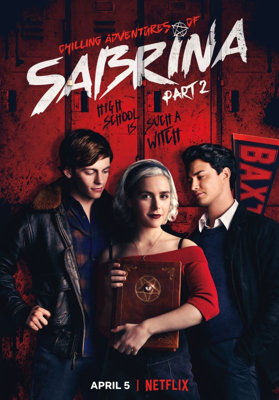 THE CHILLING ADVENTURES OF SABRINA Season 2 Poster and Photos