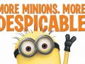 Meet The Minions: DESPICABLE ME 2 Character Posters With Phil, Carl, Tim, Kevin & Stuart