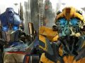 New Transformers 3 Posters: Optimus Prime & Bumblebee